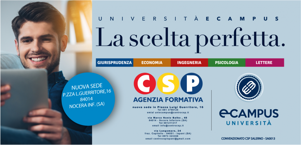 POLO UNIVERSITA' ECAMPUS