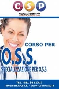 OPERATORE SOCIO SANITARIO (O.S.S.)