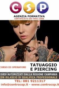 Tatuaggio e Piercing
